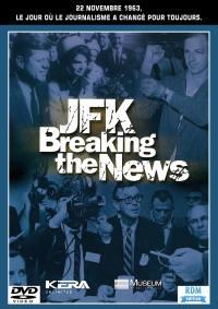 Jfk - breaking the news - dvd