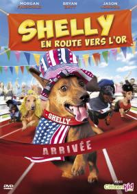 Shelly en route vers l'or - dvd