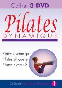 Pilates dynamique-3dvd