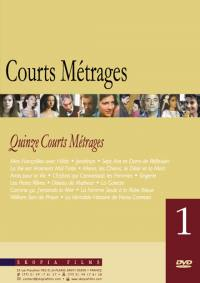 Quinze courts metrages vol 1 - dvd