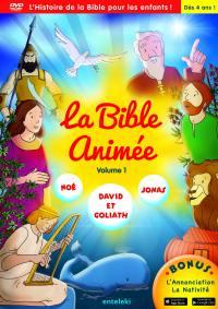 Bible animee v1 (la) - dvd
