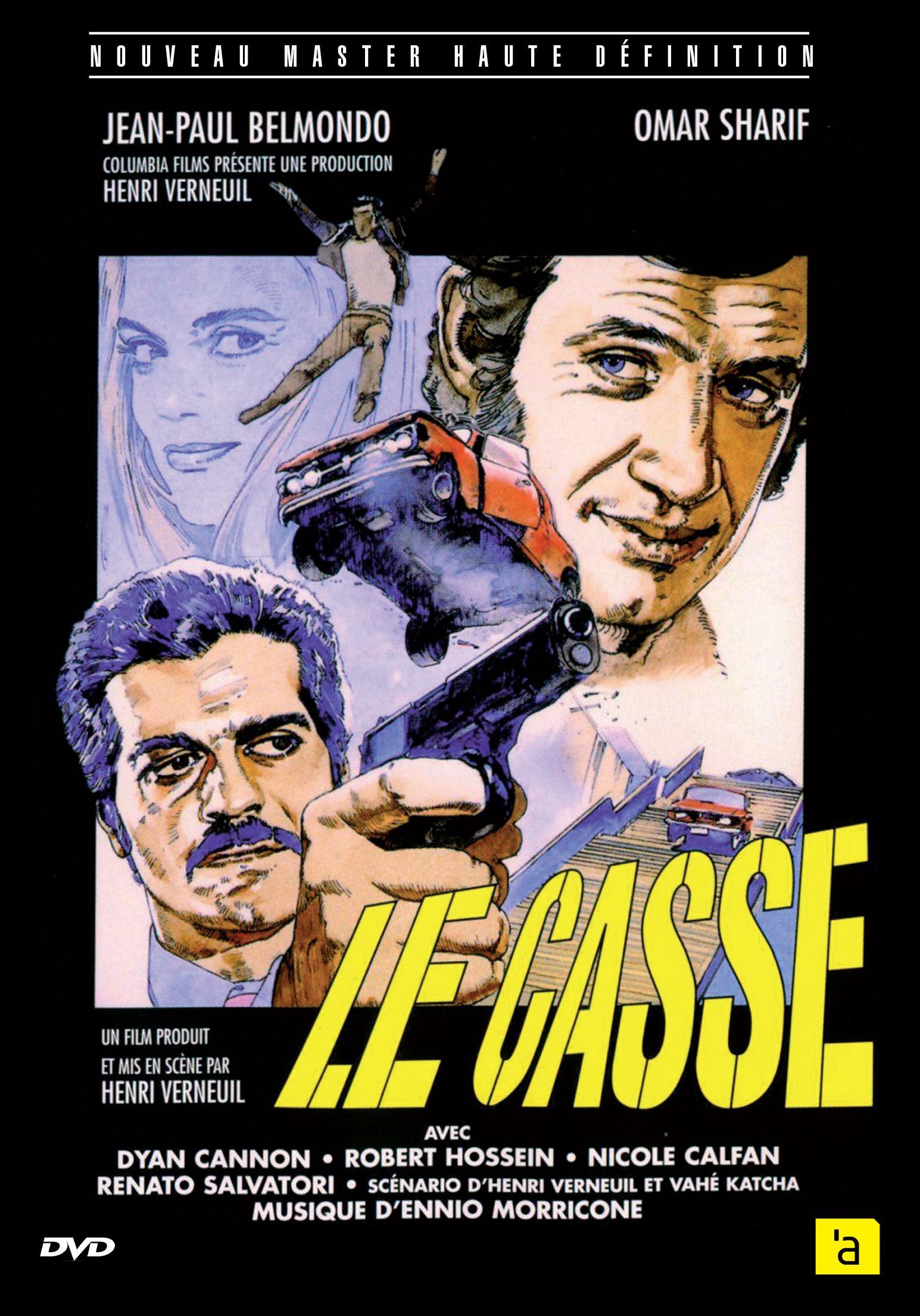 Casse (le) - edition simple - dvd