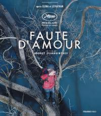 Faute d'amour - blu-ray