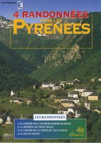 Pyrenees - dvd  randonnees