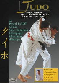 Judo vol.1 - dvd  ceintures blanche - orange