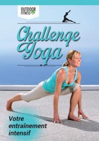 Challenge yoga - dvd