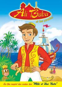 Ali baba et les pirates - dvd