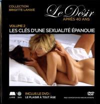 Positions et plaisir vol 2 - brigitte lahaie - liv + dvd