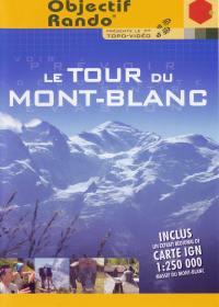 Le tour du mont blanc - dvd  objectif rando