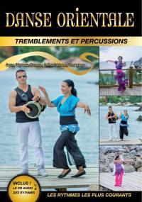 Danse orientale tremblements et percussions 1 - dvd