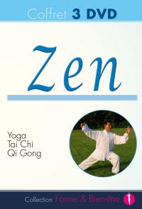 Coffret zen - 3 dvd