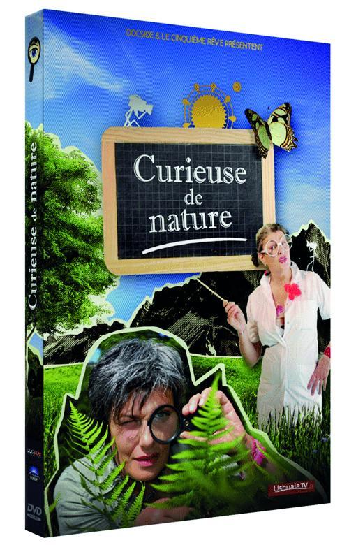 Curieuse de nature - 2 dvd