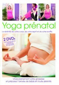 Yoga prenatal - 2 dvd