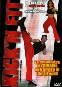 Kick'n fit - dvd
