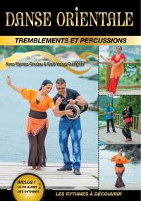 Danse orientale tremblements et percussions 2 - dvd