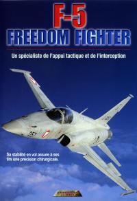 F-5 freedom fighter - dvd