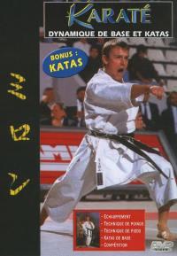 Karate vol.1 - dvd  dynamique de base et katas