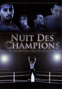 Nuit des champions 2009 - dvd