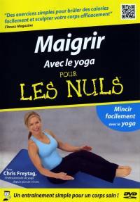 Pour les nuls - maigrir avec le yoga - dvd