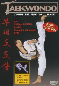 Taekwendo vol.1 - dvd  coups de pied de base