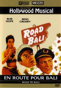 En route pour bali - dvd  collection hollywood musical