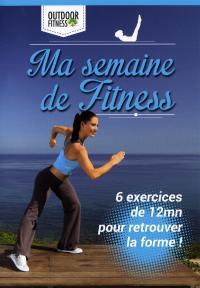 Ma semaine de fitness - dvd