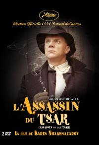 Assassin du tsar (l') - dvd