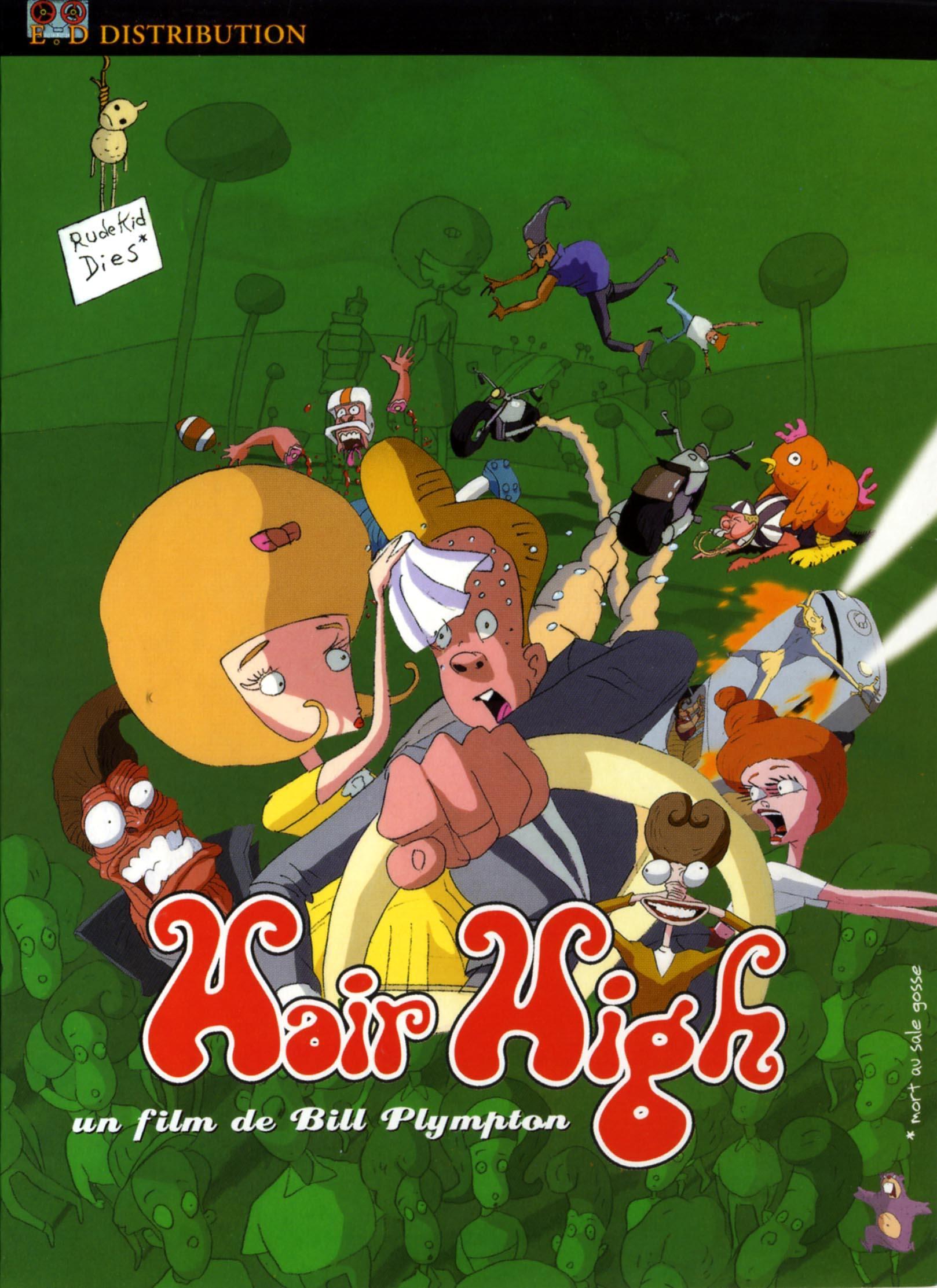 Hair high - dvd