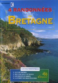 Bretagne - dvd  randonnees