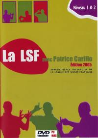 La lsf niveau 1 et 2 - dvddvd rom edition 2005