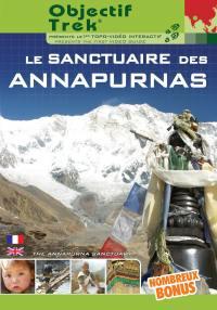 Sanctuaire des annapurnas -dvd