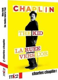 Kid / la ruee vers l'or - 2 dvd