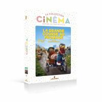 Grande course au fromage (la) - dvd