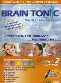 Brain tonic force 2 conf - dvd