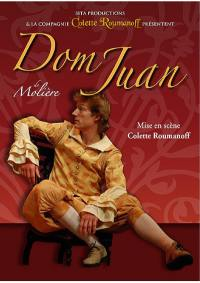 Dom juan - dvd