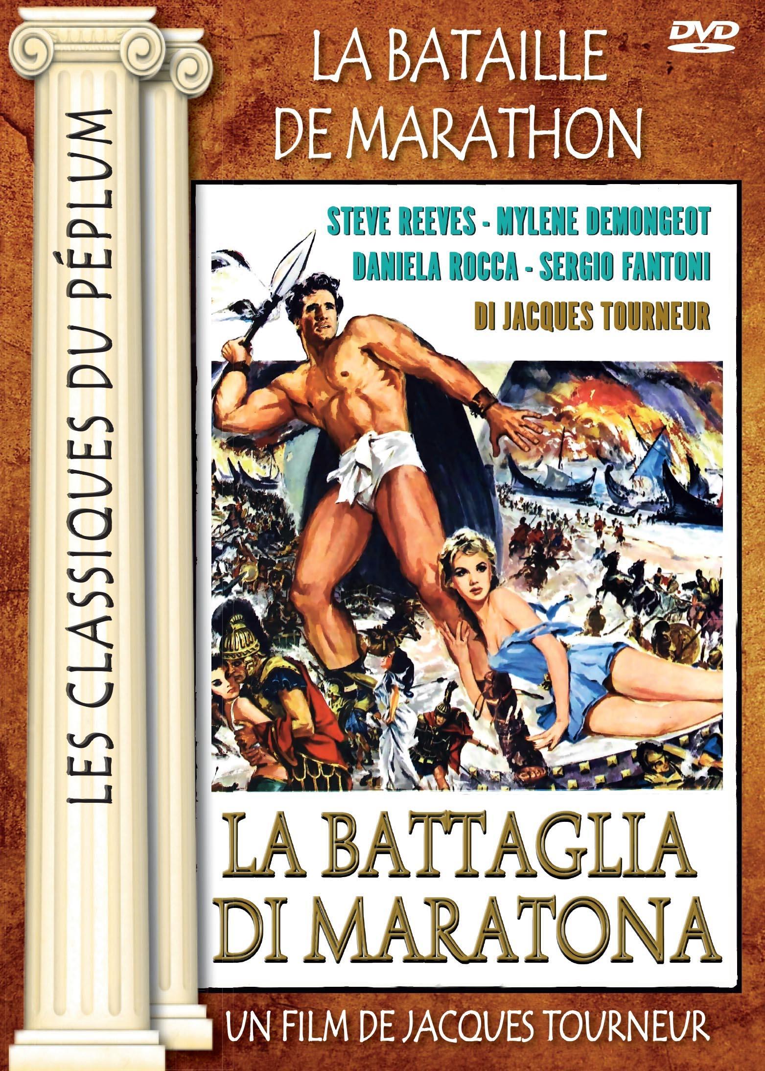 Bataille de marathon (la) - dvd