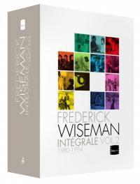 Frederick wiseman 1980-1994 v2 - 13 dvd