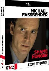 Shame - hunger - 2 blu-ray