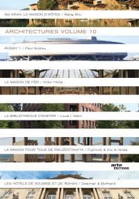 Architectures vol 10 - dvd