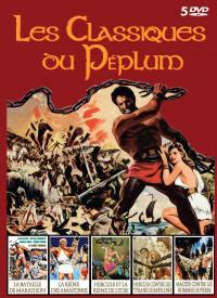 Classiques du peplum - 5 dvd