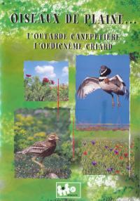 Oiseaux de plaine - dvd