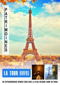 Tour eiffel (la) - collection patrimoines - dvd