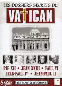 Papes - coffrets 5 dvd