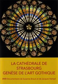 Cathedrale de strasbourg genese de l'art gothique (la) - dvd