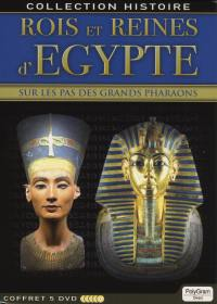 Rois et reines d'egypte - 5dvd