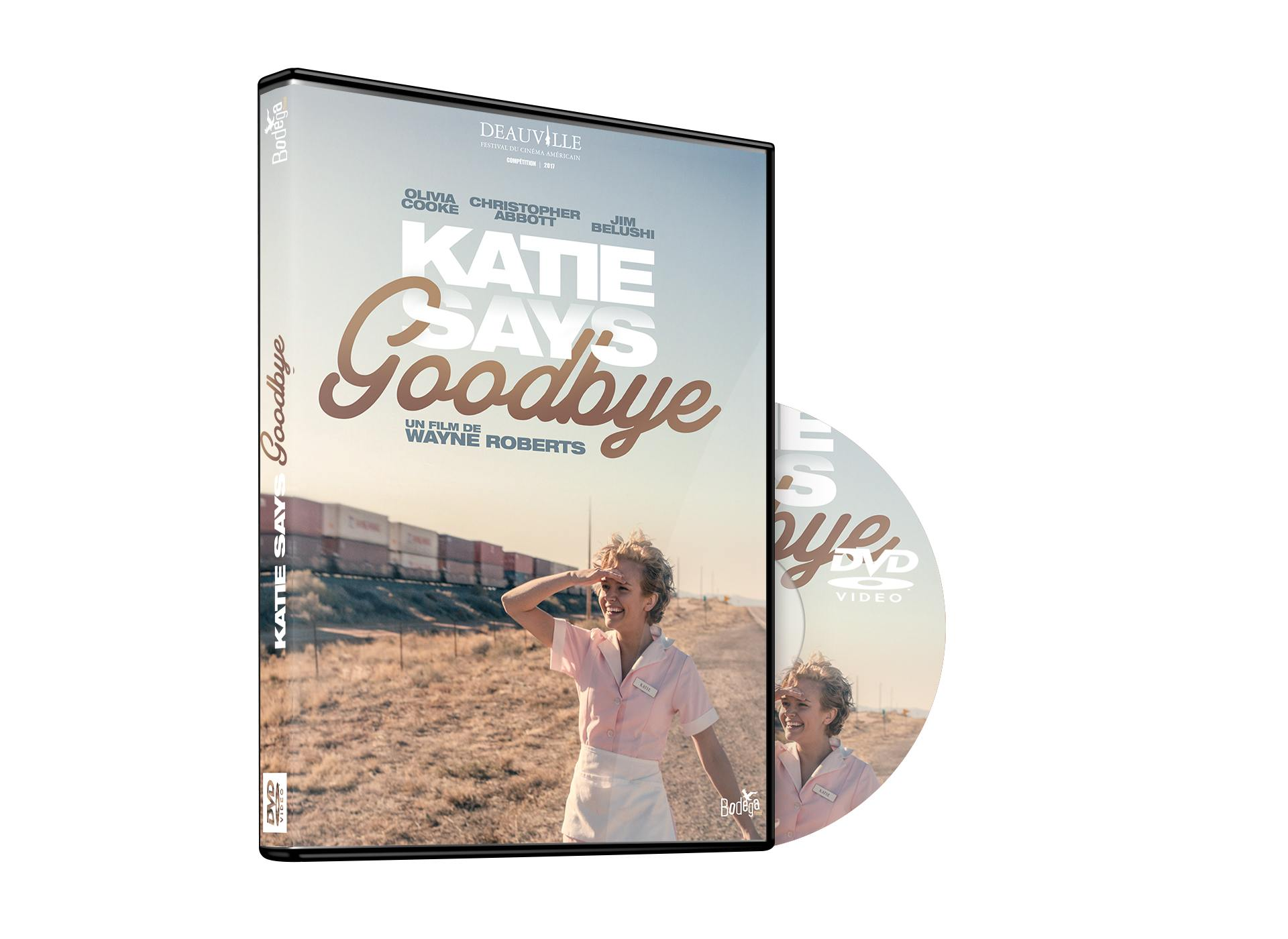 Katie says goodbye - dvd