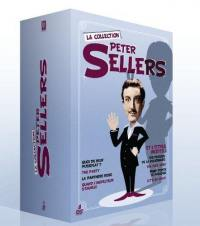 Peter sellers la collection - coffret 10 films - dvd