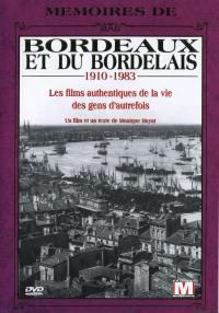Memoires de bordeaux - dvd