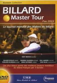 Billard master tour - dvd