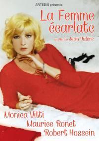 Femme ecarlate (la) - dvd